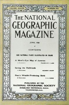 1920.jpg (400×610) #1900 #20s #geographic #cover #1920 #national #magazine