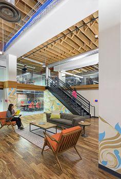FIS Mobile Office in San Francisco / Blitz Architecture