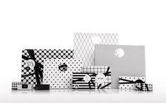 Anagrama | Micheline #pattern #branding #premium #packaging #monotone #classic