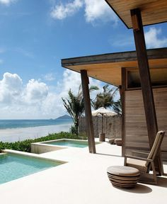 Tropical Resort With Sustainable Decor on Con Dao Island - #decor, #interior,
