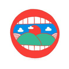 Mouth #illustration