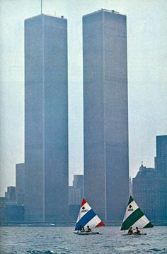 vintagenatgeographic: National Geographic, January 1978 #nat geo #national geographic #twin towers #sailing #1978