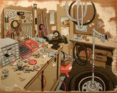 bikeworkshop_02 #haynes #adam