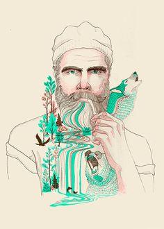 German Gonzalez #illustration