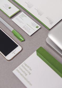 Branding design for CIB Spain Investing Company- The Branding People #brand #design #agency