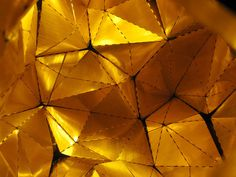 modeINTERIEUR #geometry #pattern #golden #gold #shiny