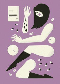 AdamQuest_Editorial_11 #illustration