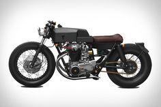 Thrive Yamaha XS650 Motorcycle #cafe #racer