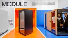 Module Corporate Design - Mindsparkle Mag Werklig & Tino Nyman designed the Corporate Design for Module – the success enabler of modern work environment. #logo #packaging #identity #branding #design #color #photography #graphic #design #gallery #blog #project #mindsparkle #mag #beautiful #portfolio #designer