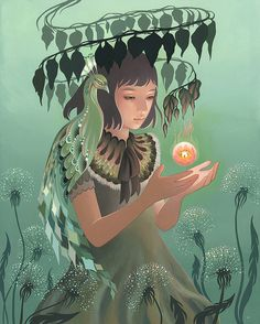 "Preview: Amy Sol's ""Incantation"" at CHG Circa 