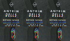 Antrim Dells #branding #design #drag #brand #music #scanner #band