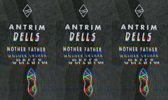 Antrim Dells #branding #design #drag #brand #music #scanner #band