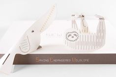 MirimSeo_SEW_03 #fold #packaging #design #graphic #animals #paper