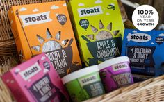 Stoats – Creative Agency, Branding & Packaging Design #packaging #design #graphic #branding