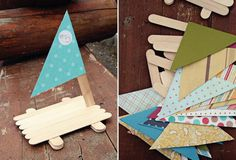 Homemade Popsicle Stick Crafts