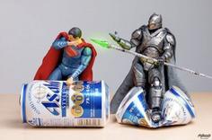 batman vs superman 2 - Action Figures Come To Life