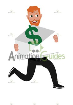 David Office Worker Free Illustrations Pack