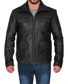 Breaking Bad Aaron Paul Leather Jacket (3) F-C