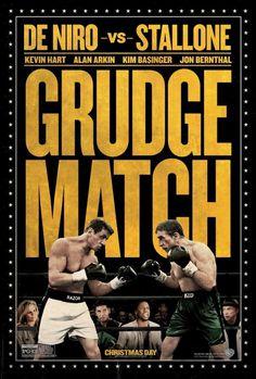 Grudge Match (Sylvester Stallone and Robert De Niro) #sylvester #robert #de #stallone #niro