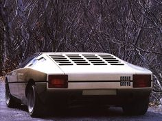 Bertone 13 #industrial #retro #car #bertone