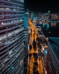 Singapore's Architecture and Urban Landscapes by Benny Tang