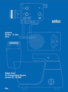 Hey Studio: Systems Braun | Sgustok Design