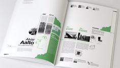 Alvar Aalto - Insert #pickin #magazine