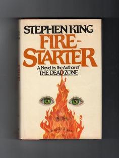 Firestarter, Viking 1st Edition 1