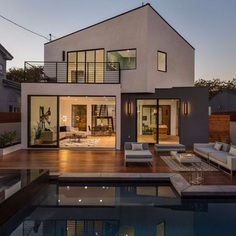 Admiral House in Los Angeles Featuring Contemporary Design and a Zen-like Aesthetic 15