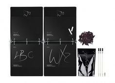 Basanti on the Behance Network #black #white #branding