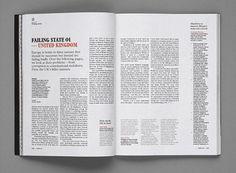 Visual Journal #design #graphic #editorial