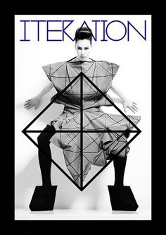 The Iteration by Lisa Shahno #fashion