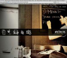Graphic Design Ideas / restaurant web design #jkjhljkl