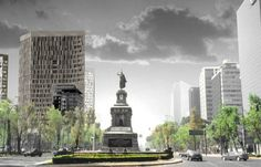 TAX #renderings #towers #architecture #fields #facades
