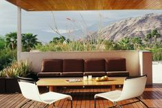 WANKEN - The Blog of Shelby White » Kaufmann Desert House #house #richard #mid #neutra #century #kaufmann
