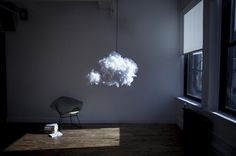 Cloud Lamp and Speaker #gadget #home