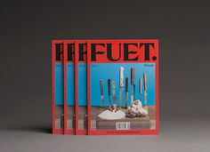 The book design #food #magazine