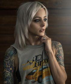 Beautiful Female Portraits by Brian Hamilton