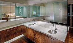 WANKEN - The Blog of Shelby White » San Francisco Ludwig Penthouse #interior #design #san #bathroom #penthouse #francisco #apartment