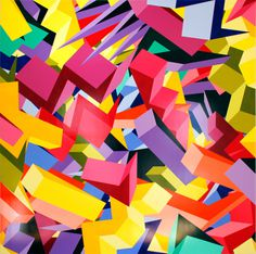 Adam Daily | PICDIT #painting #color #art