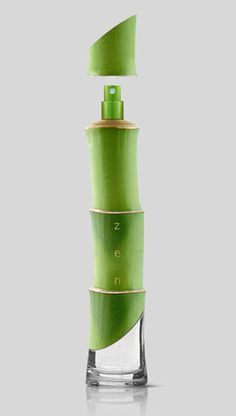 ZenPerfume - TheDieline.com - Package Design Blog #packaging #perfume