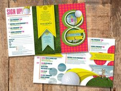 Visual Overload Party #print #color #brochure