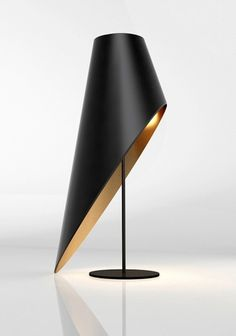 Andrey Dokuchaev - Intrigue Lamp #industrial design #lamp