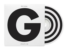 GO logo #logo #identity #graphics #black and white #cd