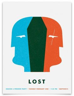 Lost-Poster-011.jpg 540×700 pixels #creative #ty #poster #lost #mattson