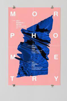 tekst grid #geomorphometry #poster