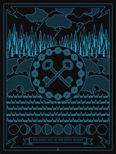 StewartScottCurran_DarkSide_07.jpg (510×680) #inspiration #poster