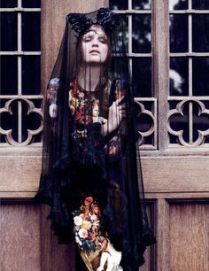 Interview Russia November 2012 #2012 #interview #photography #fashion #russia #november