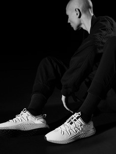 Y-3 introduces Y-3 Runner 4D II featuring Bone-White adidas 4D Midsole - Fucking Young!