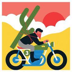 Giacomo Bagnara | Illustrator #illustration